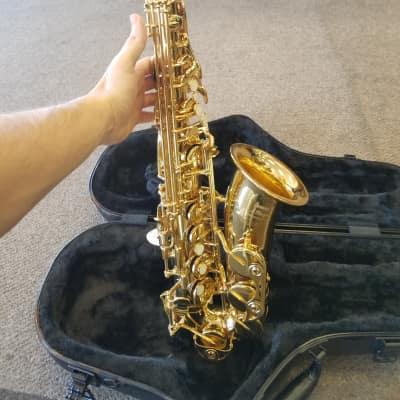 Yamaha Allegro YAS-34II Intermediate Alto Sax