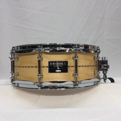 "Brooks 14"" X 5"" Snare drum 2019 Custom Finish"