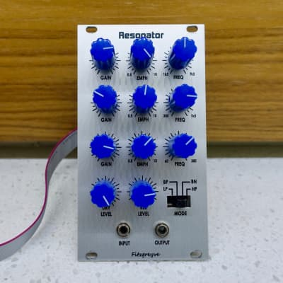 Fitzgreyve Resonator Moog Polymoog Filter Clone