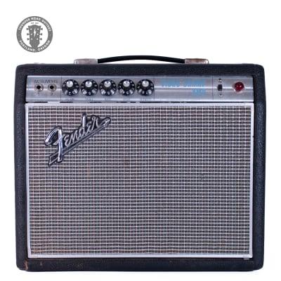 1969 Fender Vibro Champ Silver