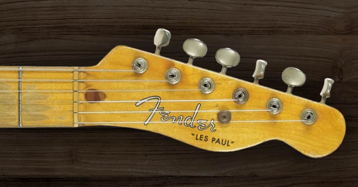 When Leo Fender Asked Les Paul to Endorse the Telecaster
