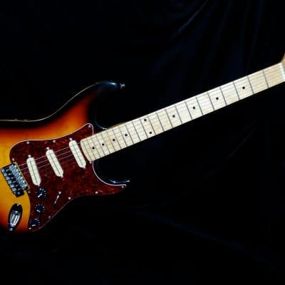 Bill Lawrence Swampkaster Stratocaster for sale