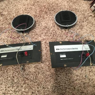 Heil HEIL ESS Air Motion Tweeter Pair Model 4 Crossover  Black
