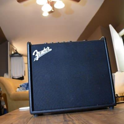 "Fender Mustang LT 25-Watt 1x8"" Guitar Combo 2019"