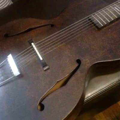 Regal Acoustic F hole 1930 for sale