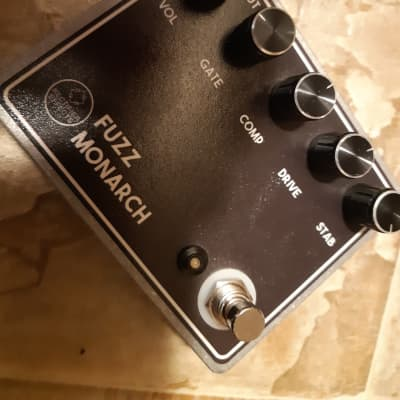 Rectifier Effects Fuzz Monarch 2018