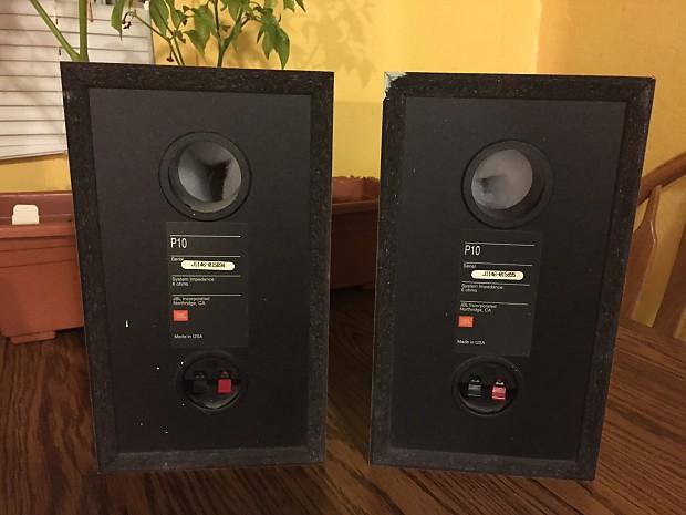 JBL ES20BK Bookshelf Loudspeakers Reviewed
