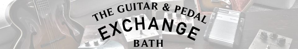 The Guitar & Pedal Exchange