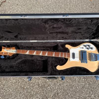 Rickenbacker 4003 Bass Guitar 2010 - 2017