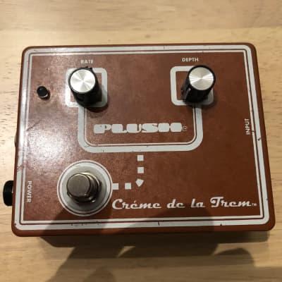 Fuchs Plush Creme de la Trem Brown for sale