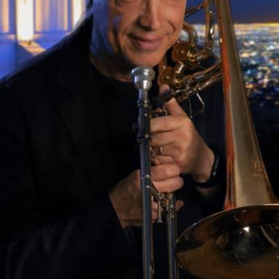 Schilke Reichenbach Signature Series Bass Trombone Mouthpiece Gold Plate