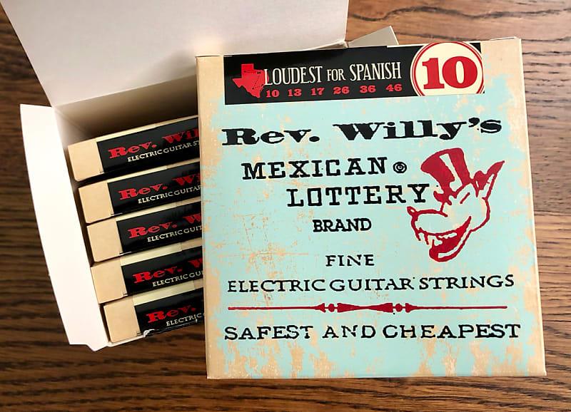 dunlop rwn1046 rev willy 39 s mexican lottery medium gauge reverb. Black Bedroom Furniture Sets. Home Design Ideas