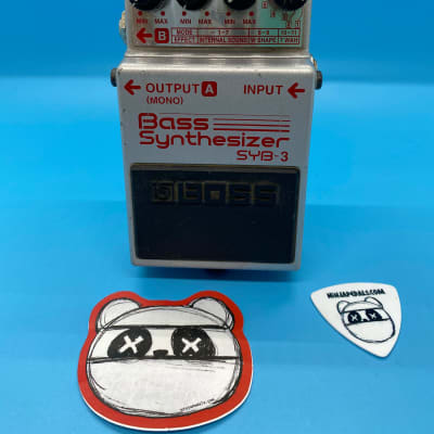 Boss SYB-3 Bass Synthesizer | Fast Shipping!