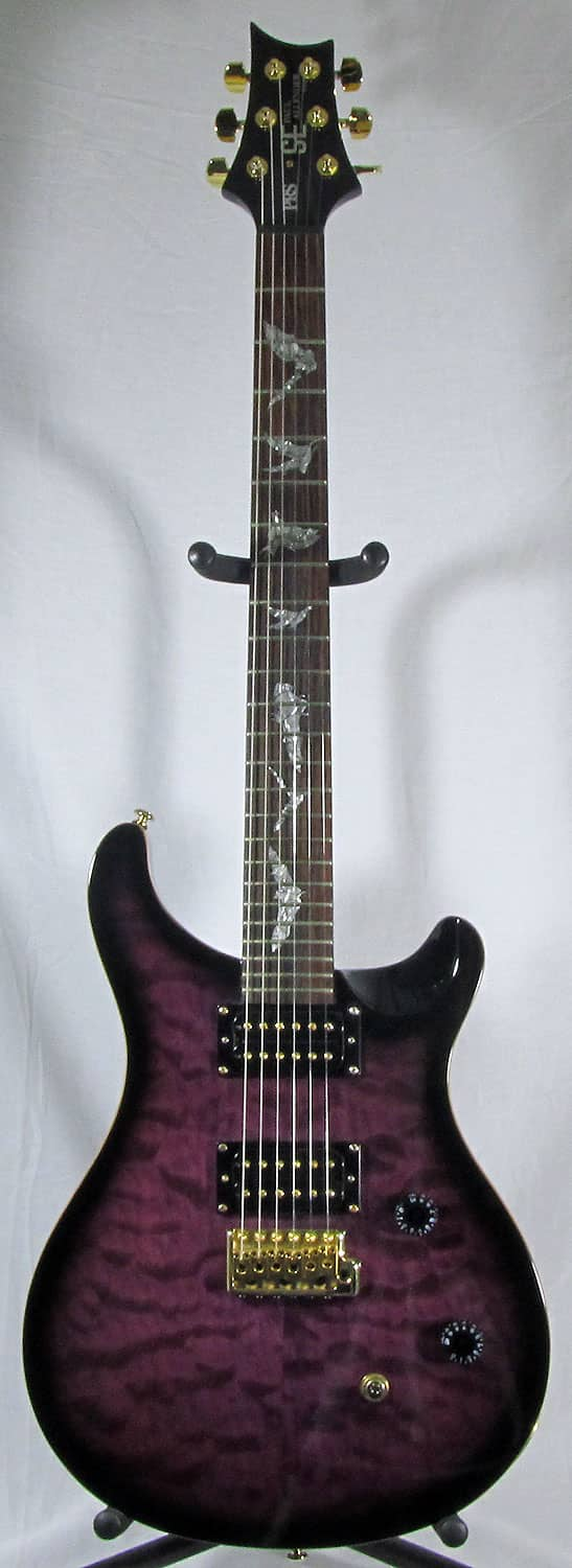 PRS SE Paul Allender Custom Electric Guitar Reverb