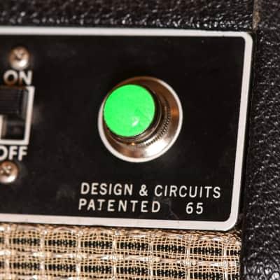 Invisible Sound Guitar amplifier Jewel Lamp Indicator amp jewel.  Model 389.  For pilot light