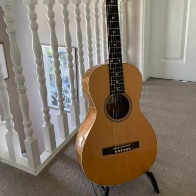 Dave King Parlour Guitar 2010 Spruce/Mahogany for sale