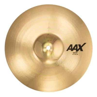 """Sabian AAX Splash Cymbal 12"""" Brilliant"""