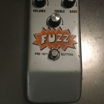 Sola Sound Tone-Bender Fuzz MKIII 1973 for sale