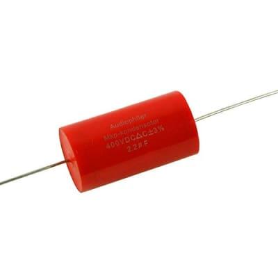 MKP Audiophiler Tone Capacitor, 2.2uf @ 400VDC