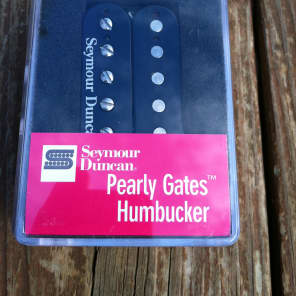 Seymour Duncan SH-PG1 Pearly Gates Humbucker Pickup BLACK Bridge Strat Les Paul