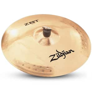 "Zildjian 18"" ZBT Crash Ride 2004 - 2019"