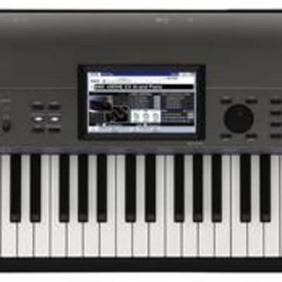 Korg KROMEEX88 88 Key Workstation With Weighted Keys and PCM
