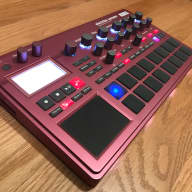 Korg Electribe 2 Sampler 2017 Red