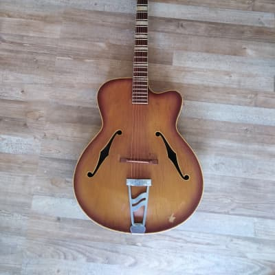 Jacobacci Royal 1958 Sunburst for sale