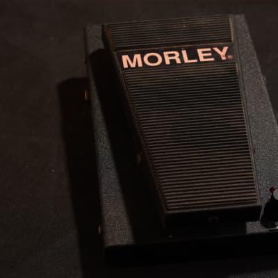 Morley Morley Volume Pedal Pro Series Vintage  1996 Black for sale