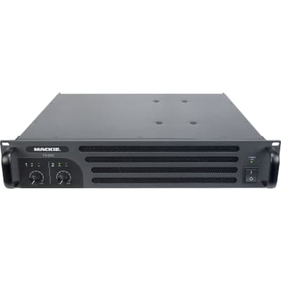 Mackie FR2500 2-Channel Power Amplifier