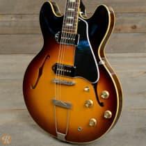 Gibson 1964 ES-330 Reissue 2015 Vintage Burst image
