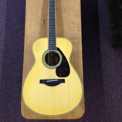 Yamaha L Series LS16HB Rosewood Acoustic Guitar w/Hard Bag