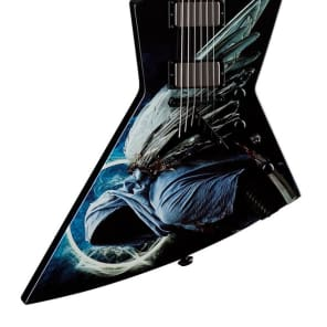 Dean Zero Dave Mustaine Angel of Death Electric Guitar, DMT Pickups, ZERO AODII for sale