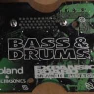 "Roland SR-JV80 #10 ""Bass & Drums"" 1999 Black"