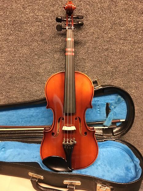 Knilling Suzuki Nagoya Etude 1/4 Violin Outfit   Reverb