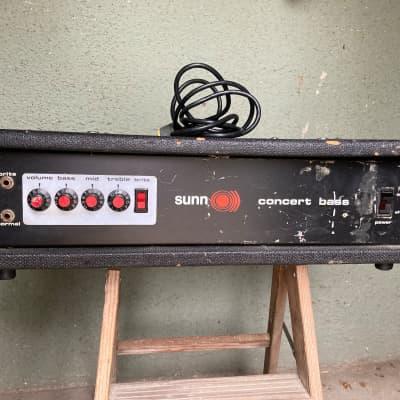Sunn O)) Concert Bass Head for sale
