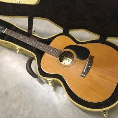 Lyle F560 acoustic guitar 1960s or 1970s Natural for sale