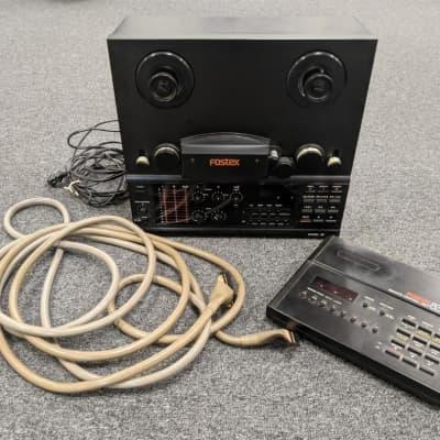 Fostex Model 20 Analog Reel to Reel Tape Machine