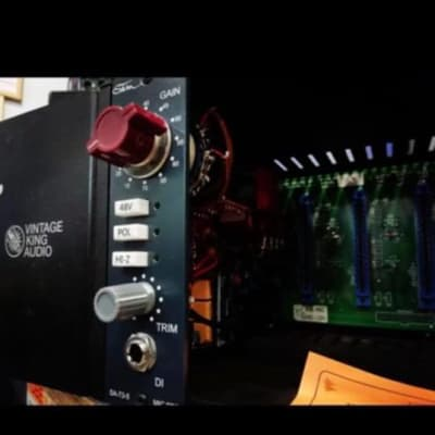 Stam Audio 1073-500 (Carnhill Transformers)