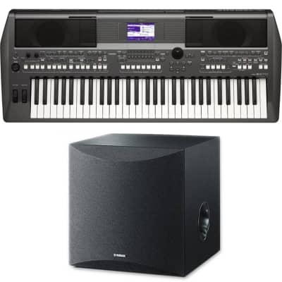 Yamaha PSR-S670   Sound Programming