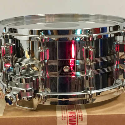 "Tama No. 8006 Imperialstar King-Beat Steel 6.5x14"" Snare Drum 1977 - 1985"