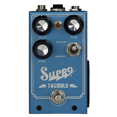 Supro Tremolo Effects Pedal for sale