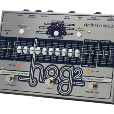 Electro-Harmonix HOG 2 Harmonic Octave Generator Guitar Effects Pedal (Used/Mint)