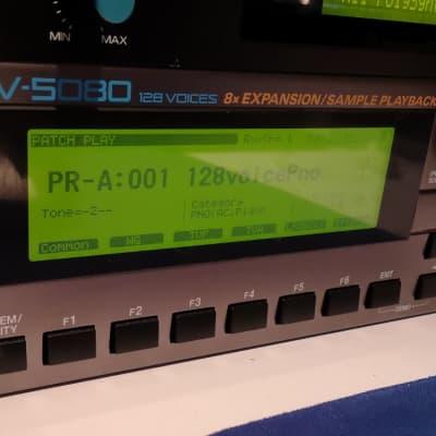 Roland XV-5080 + SRX-05 Supreme Dance
