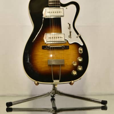 Kay K1700 Barney Kessel Pro Sunburst 1959 with