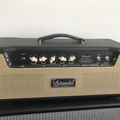 Standel 50UL15 Vintage Plus 2007 Black for sale