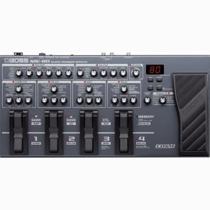Boss ME-80 COSM Guitar Multiple Effects Processor