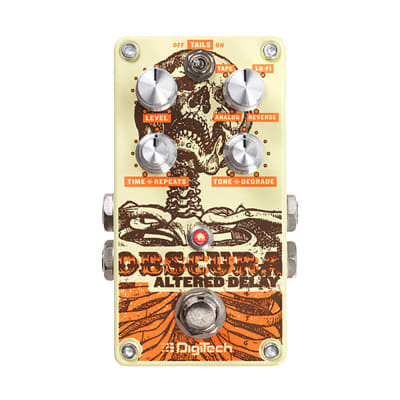 Digitech Obscura Altered Delay Pedal - Premium Preowned for sale