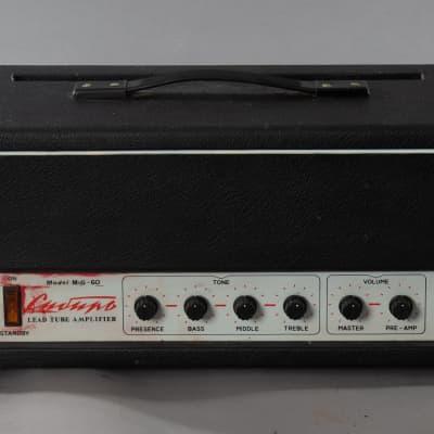 1994 Sovtek Mig 60 Tube Amplifier for sale