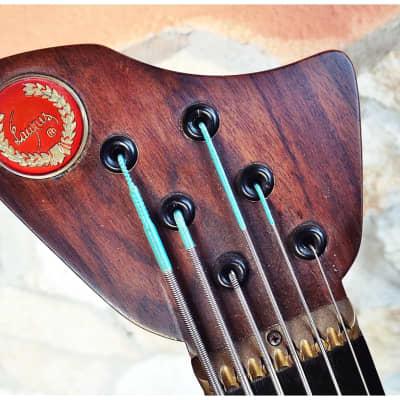 Laurus QUASAR SL200 6 strings bass fretless (yr 2000) for sale